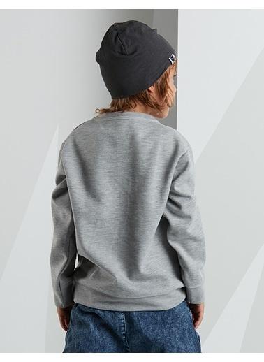 Mushi Sweatshirt Gri